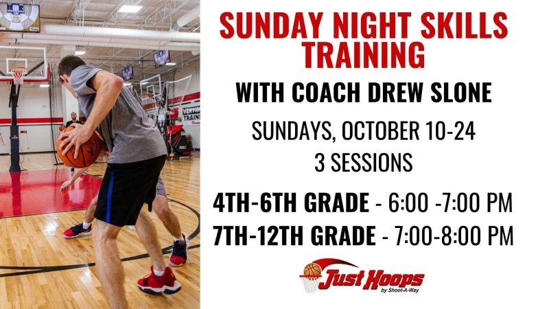 Sunday Night Skills Training (October 2021)-min